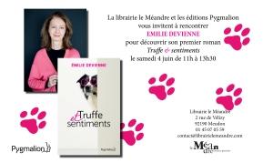 JUIN 16 - Signature ED - Le Méandre - Affiche Facebook